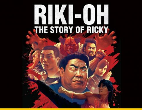 """""""Riki-Oh: la historia de Ricky"""": violencia extrema para un noble corazón"""