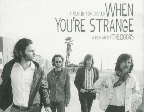 """When you're strange"" ofrece una visión única de los Doors"