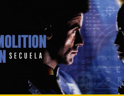 """Sylvester Stallone confirma la secuela de """"El demoledor 2"""""""