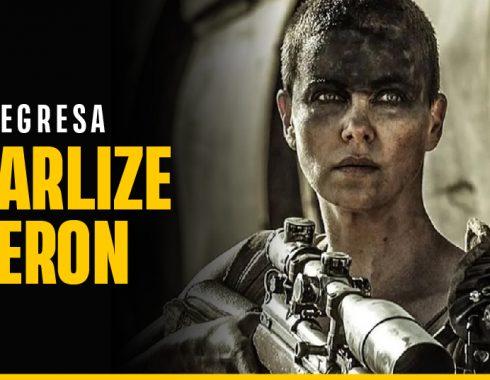 Charlize Theron no regresará como Furiosa en su precuela