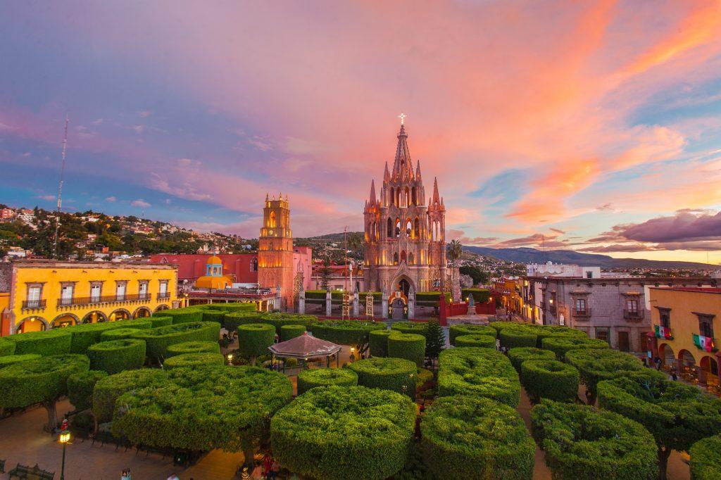 San Miguel de Allende. Guanajuato