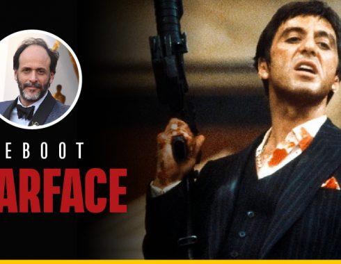 """""""Scarface"""": el reboot contará con Luca Guadagnino y con los hermanos Cohen"""
