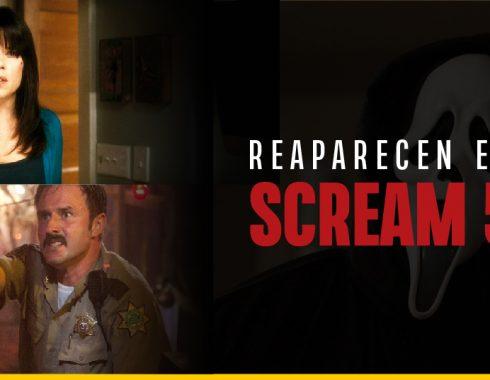 """""""Scream 5"""": Neve Campbell y David Arquette regresarán para la secuela"""