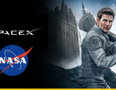 Tom Cruise protagonizará la primera película filmada en el espacio