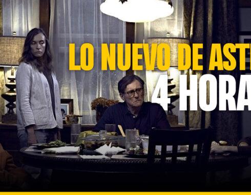 """La nueva película del director de """"Hereditary"""" durará cuatro horas"""