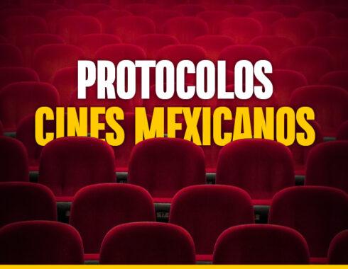 Protocolo de seguridad en cines mexicanos