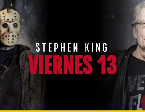 """Stephen King tiene en mente su propia historia para """"Viernes 13"""""""