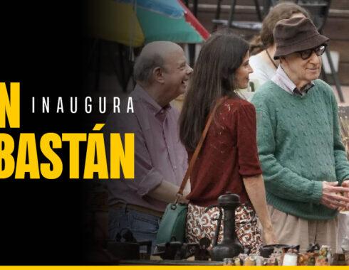 Woody Allen inaugurará el Festival de San Sebastián