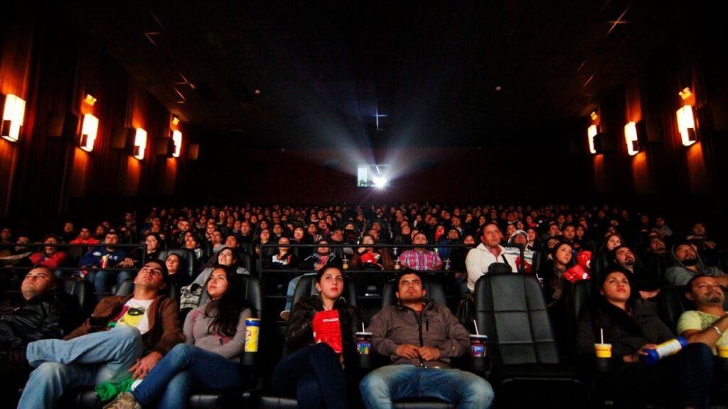 Protocolo de seguridad en cines