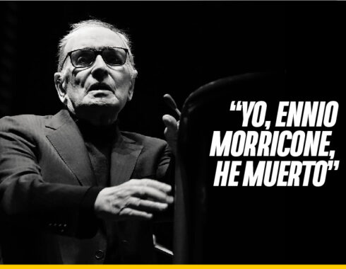 """""""He muerto"""": la conmovedora carta de despedida de Ennio Morricone"""