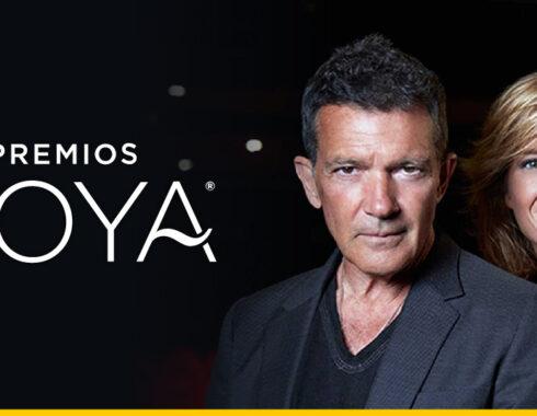 Premios Goya anuncian su 35° edición con Antonio Banderas al frente