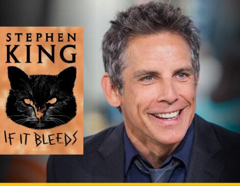 Ben Stiller busca producir y protagonizar una obra de Stephen King