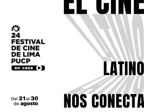 Afiche Festival de Cine de Lima 2020
