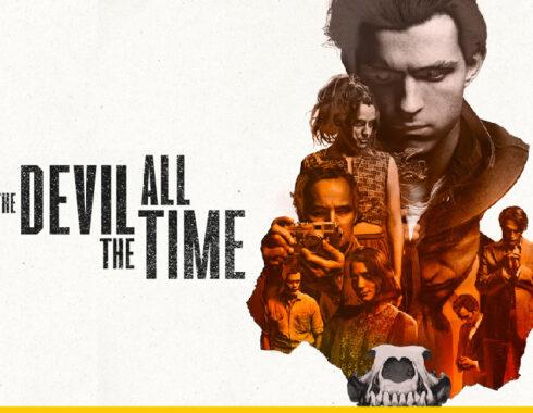 """""""El Diablo a Todas Horas"""", una saga de maldad y violencia"""