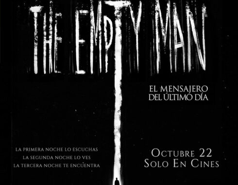 Estreno película de terror The Empty Man en México 22 de octubre 2020