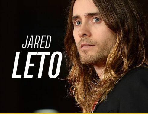 Cinco icónicas cintas de Jared Leto