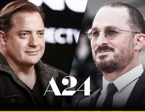 Nueva película de Darren Aronofsky junto a Brendan Fraser