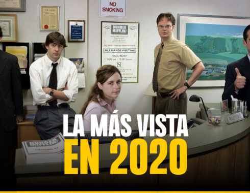 The Office fue la serie más vista en streaming del 2020